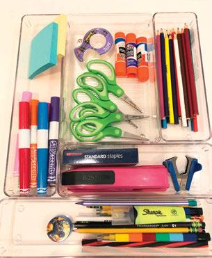 Page 44 of Say Goodbye To Clutter With These Back To School Organizing Tips ................... 44