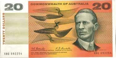 Page 28 of Last Prefix Australian Banknotes