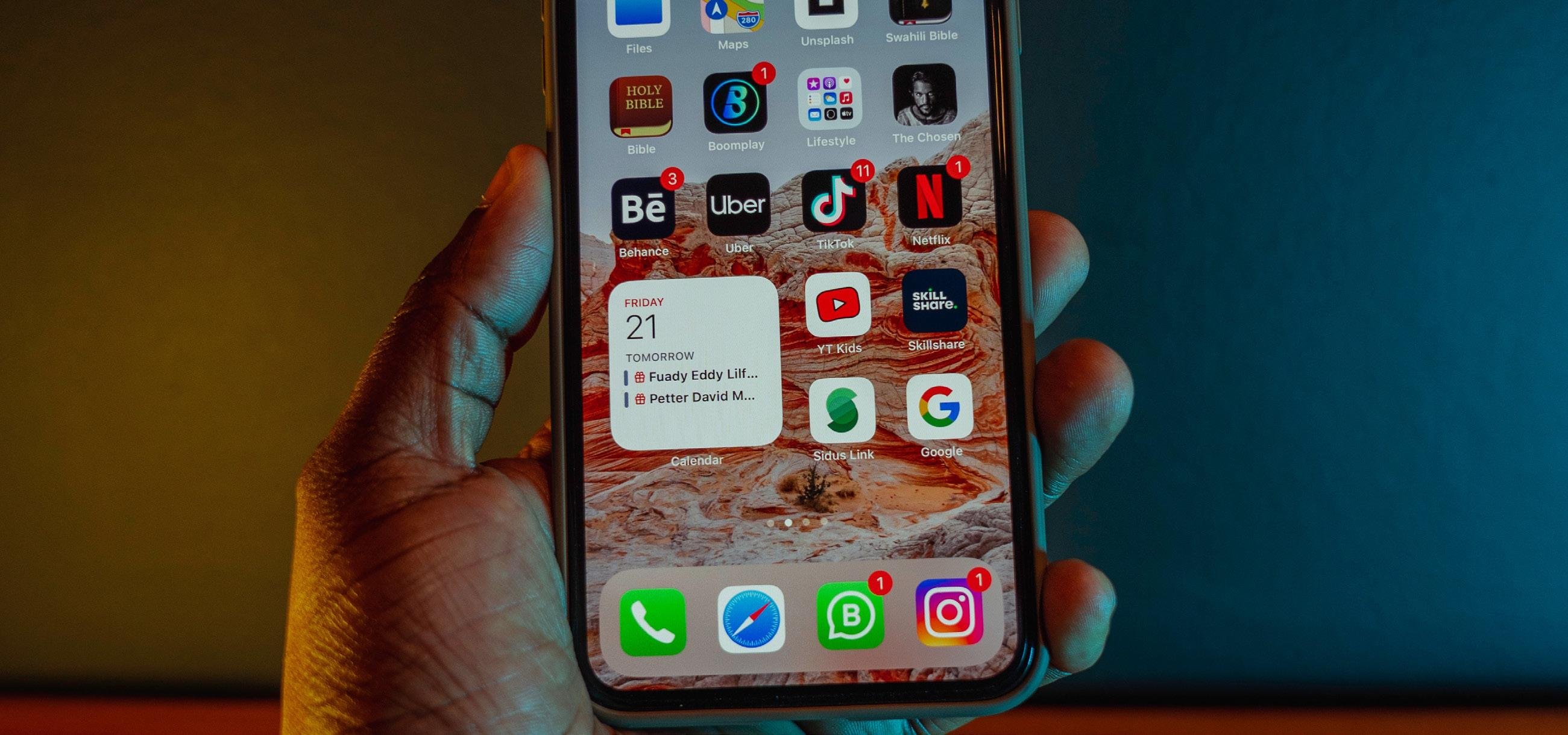 Page 16 of Mobiele apps zijn een must