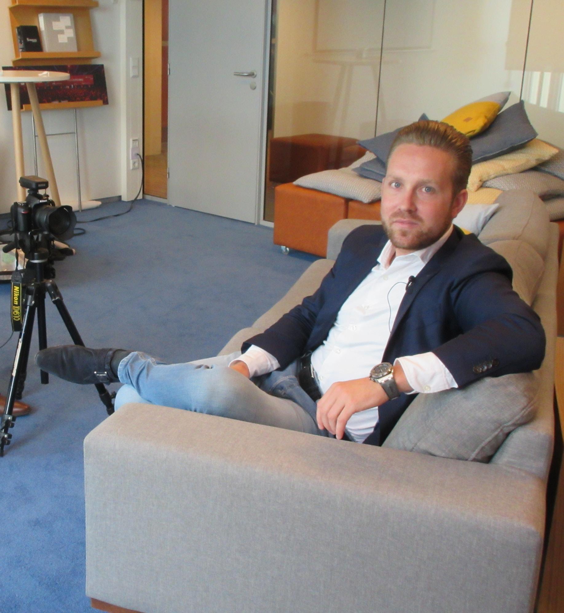 Page 12 of Profiel interview Niels Verwij
