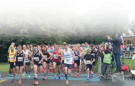 Page 16 of Run Barns Green: Yes, it's back, and there's time to enter if you're quick
