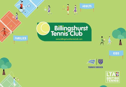 Page 20 of Billingshurst Tennis Club: Unveiling new street art practice wall