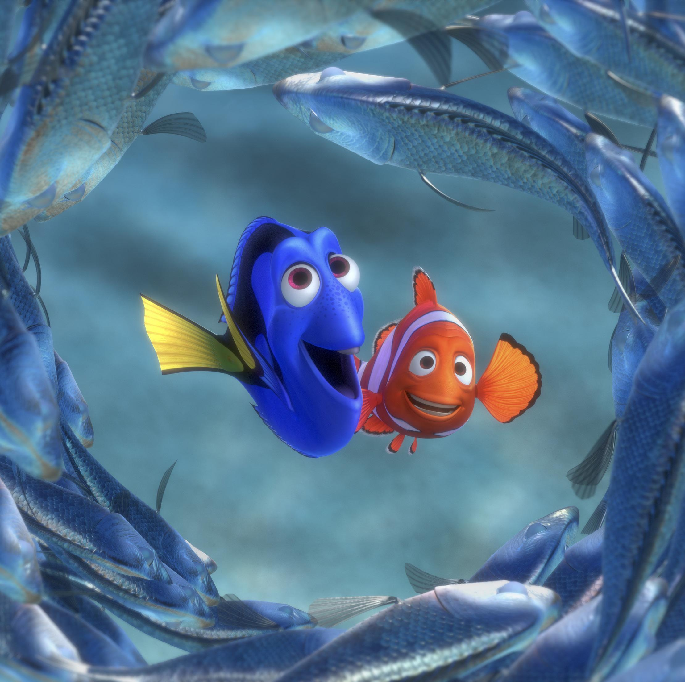 Page 20 of Finding Nemo