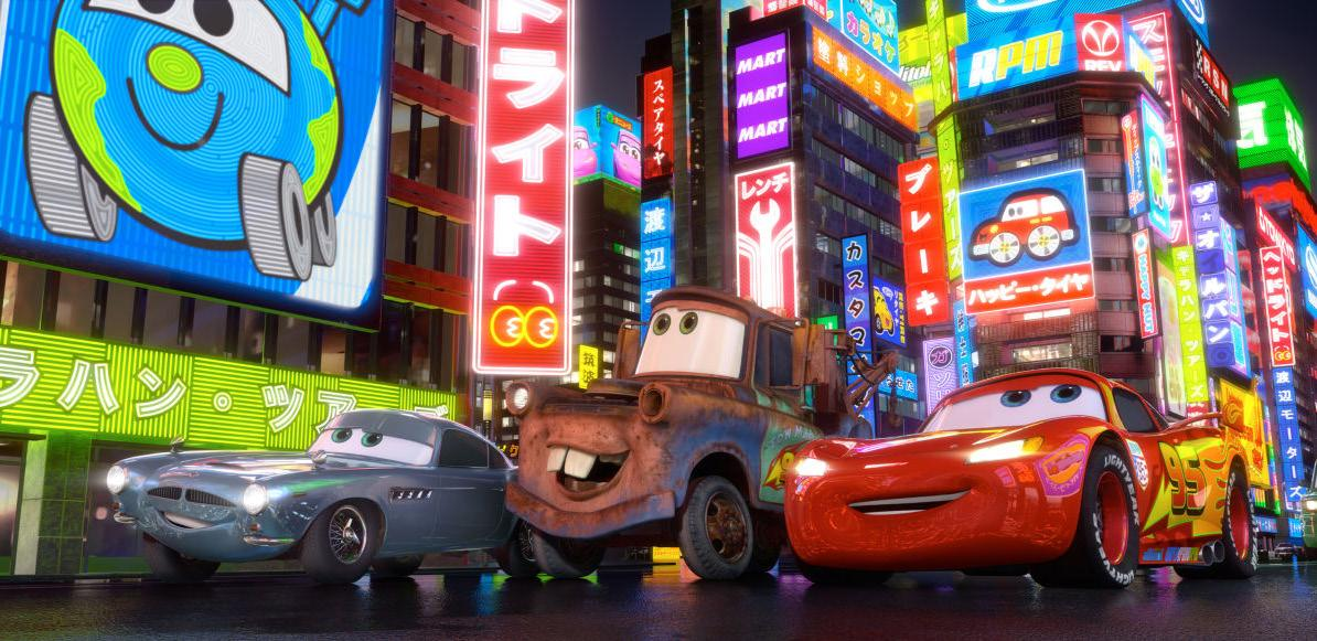 Page 34 of Cars 2