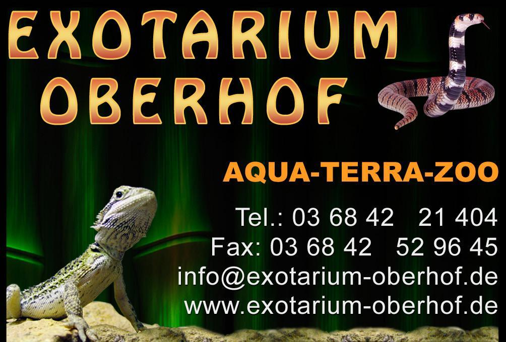 Page 20 of Exotarium Oberhof