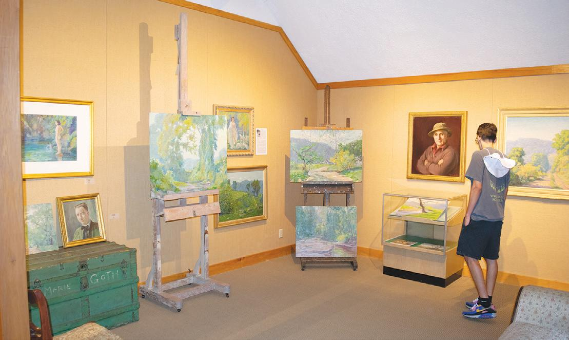 Page 24 of The Village Art Walk
