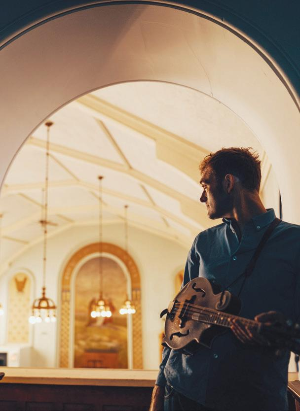 Page 48 of Chris Thile Interview