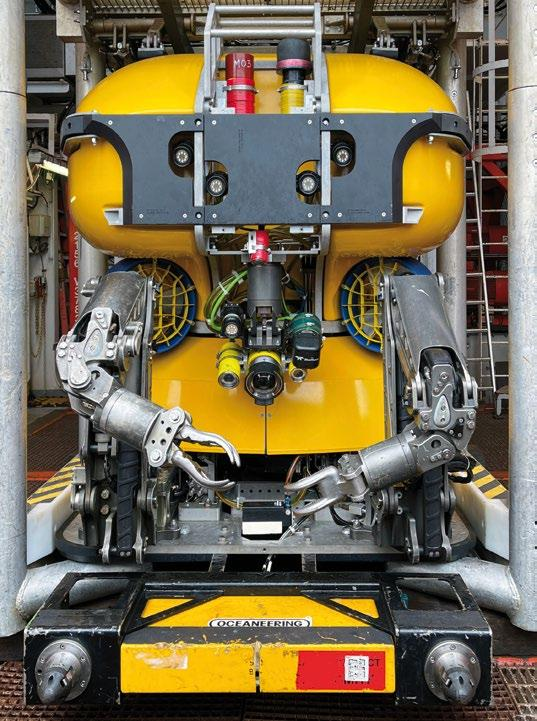 Page 12 of ISURUS ROV Opens Operating Windows for Renewables Projects