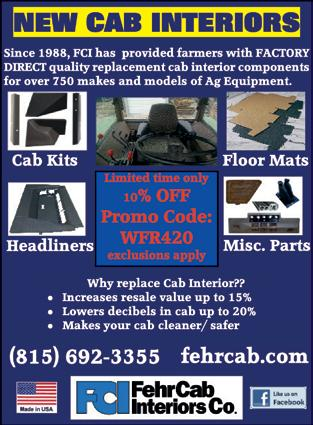 Page 22 of a New Kit from Fehr Cab Interiors Co
