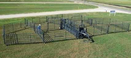 Page 30 of Rawhide Portable Corral to blend the Old with the New