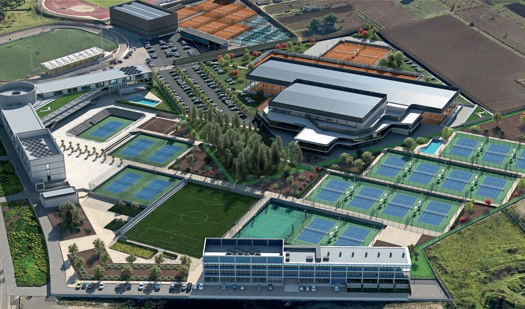 Page 66 of La Rafa Nadal Academy by Movistar sigue creciendo The Rafa Nadal Academy by Movistar continues to grow
