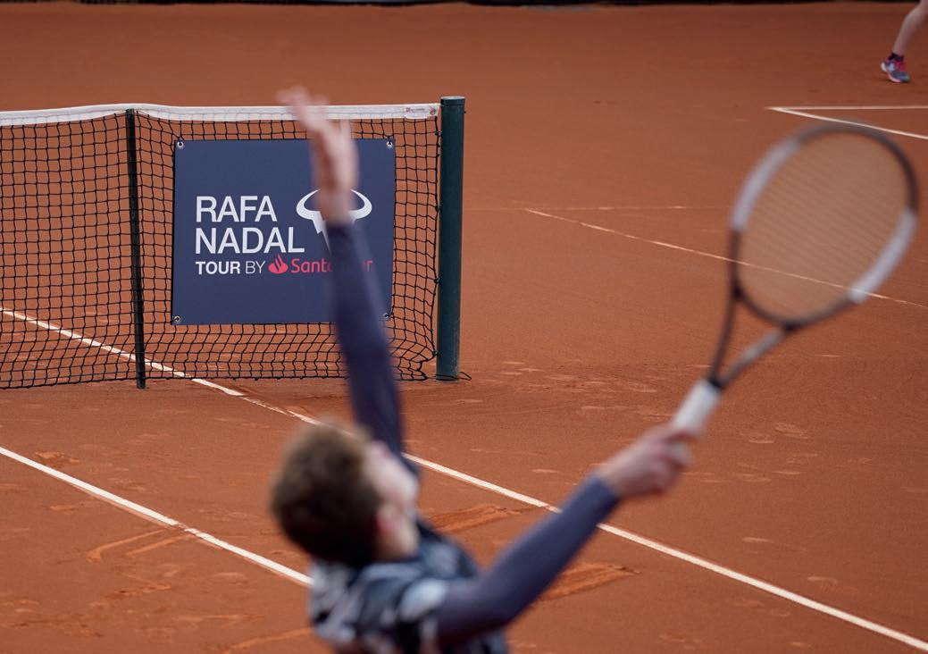 Page 88 of Rafa Nadal Tour by Santander
