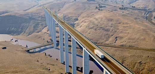 Page 23 of Lesotho Highlands bridge programme takes shape