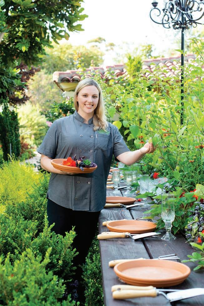 Page 52 of QUOTES Jessica Roy, chef-owner of new Cultivar at Sherman Library & Gardens