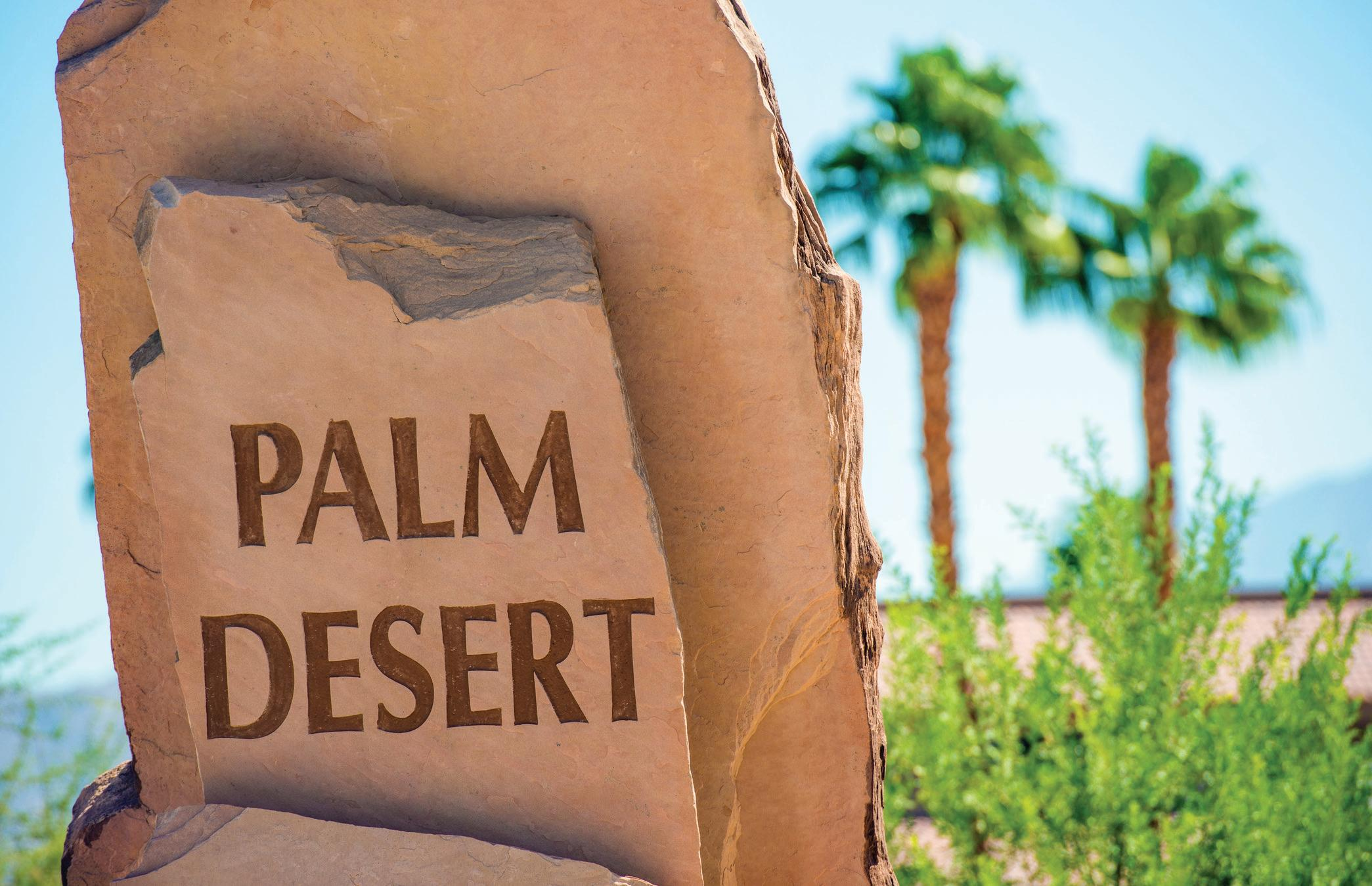 Page 44 of Golf, Fantastic Weather, and Shopping Galore: PALM DESERT, CALIFORNIA BY KATRINA ROBINSON