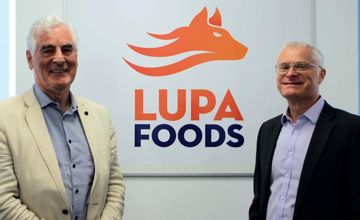 Page 8 of Lupa Foods appoints Julian Key as commercial director.