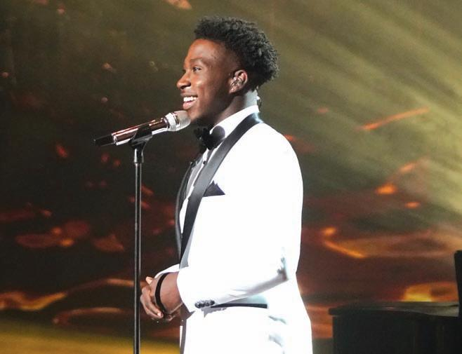 Page 24 of JSU Student Overcomes Personal Obstacles to Showcase Talent on 'American Idol'