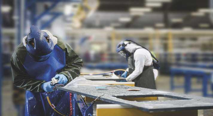 Page 10 of Wren invests £20m in worktop centre