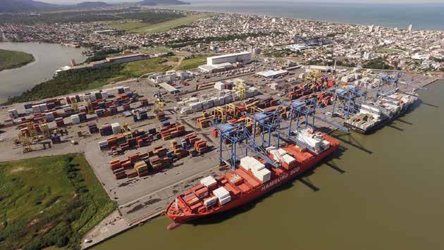 Page 33 of IMA libera licença para obras no cais do Terminal Portuário de Navegantes