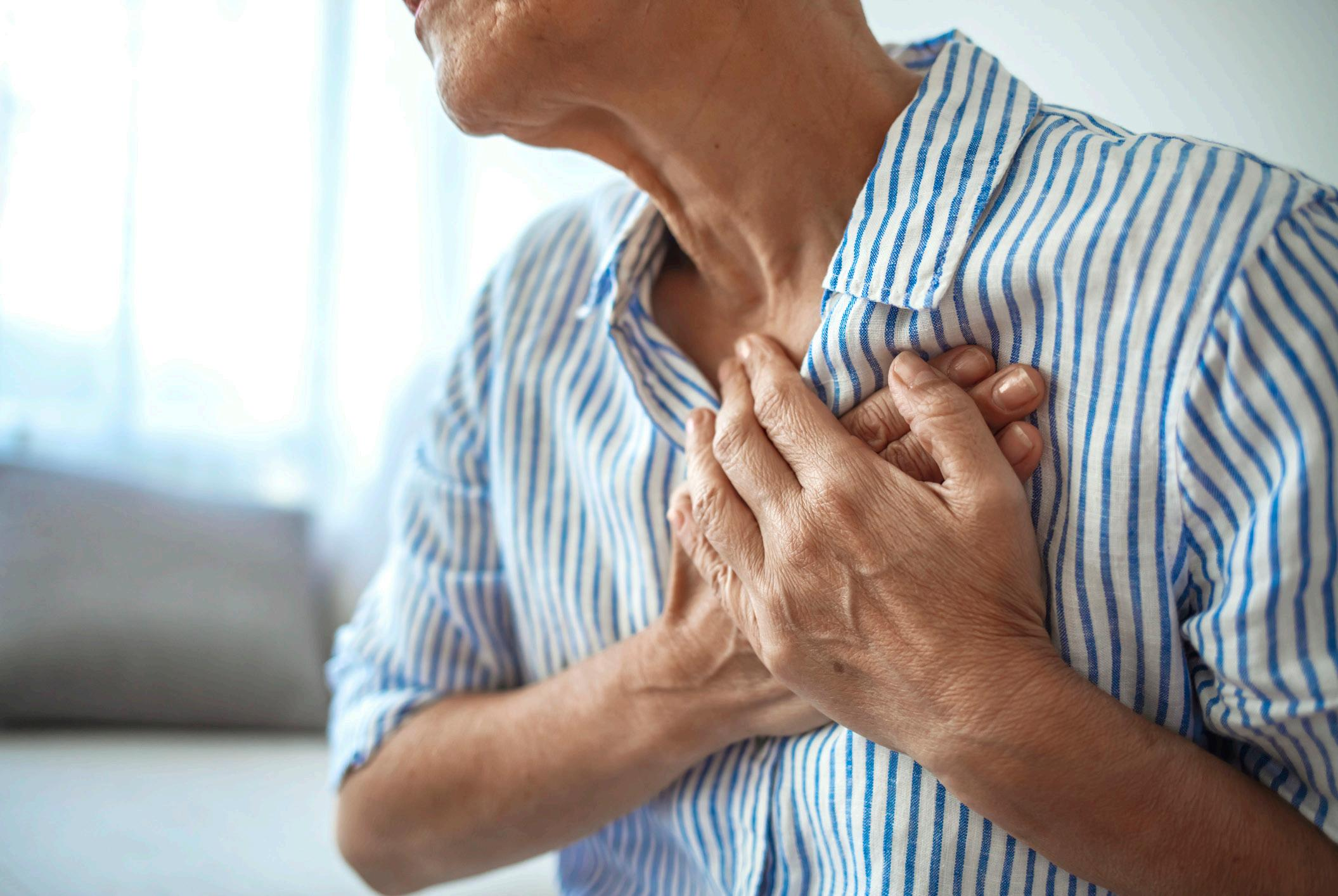 Page 24 of GRACE Recurrent, Low-risk Chest Pain: A User's Guide