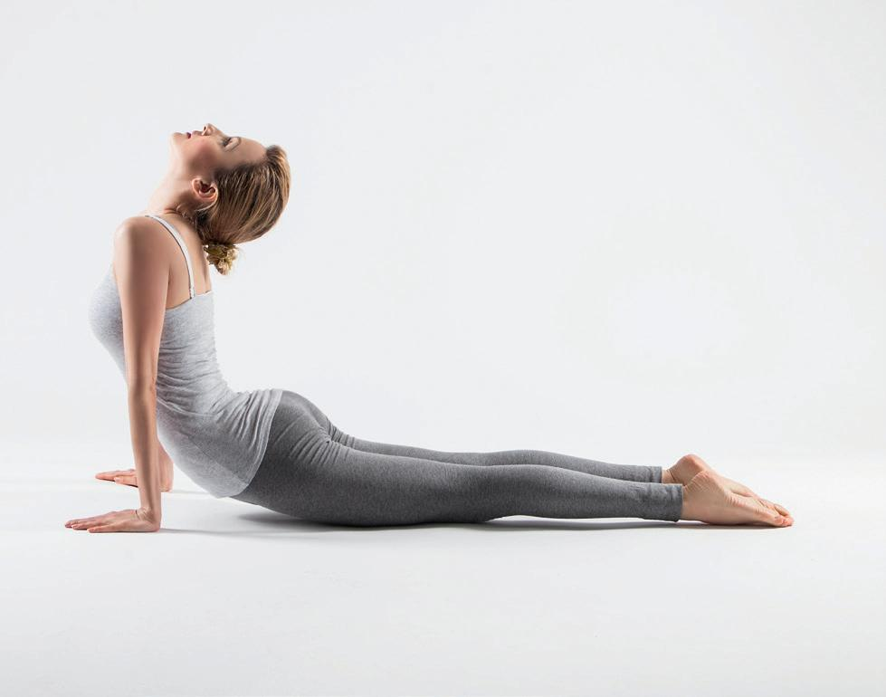 Page 10 of Stretching it: Give Yoga, Pilates or Tai chi a go