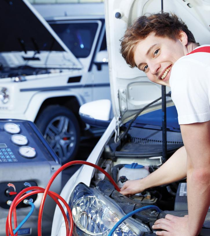 Page 12 of Apprentice shortages a concern for future of the Automotive industry