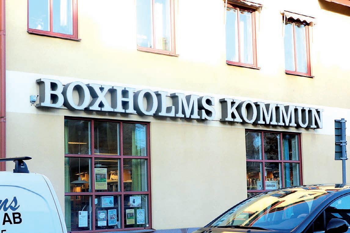 Page 14 of Boxholm betalar sina kommunanställda bäst i länet