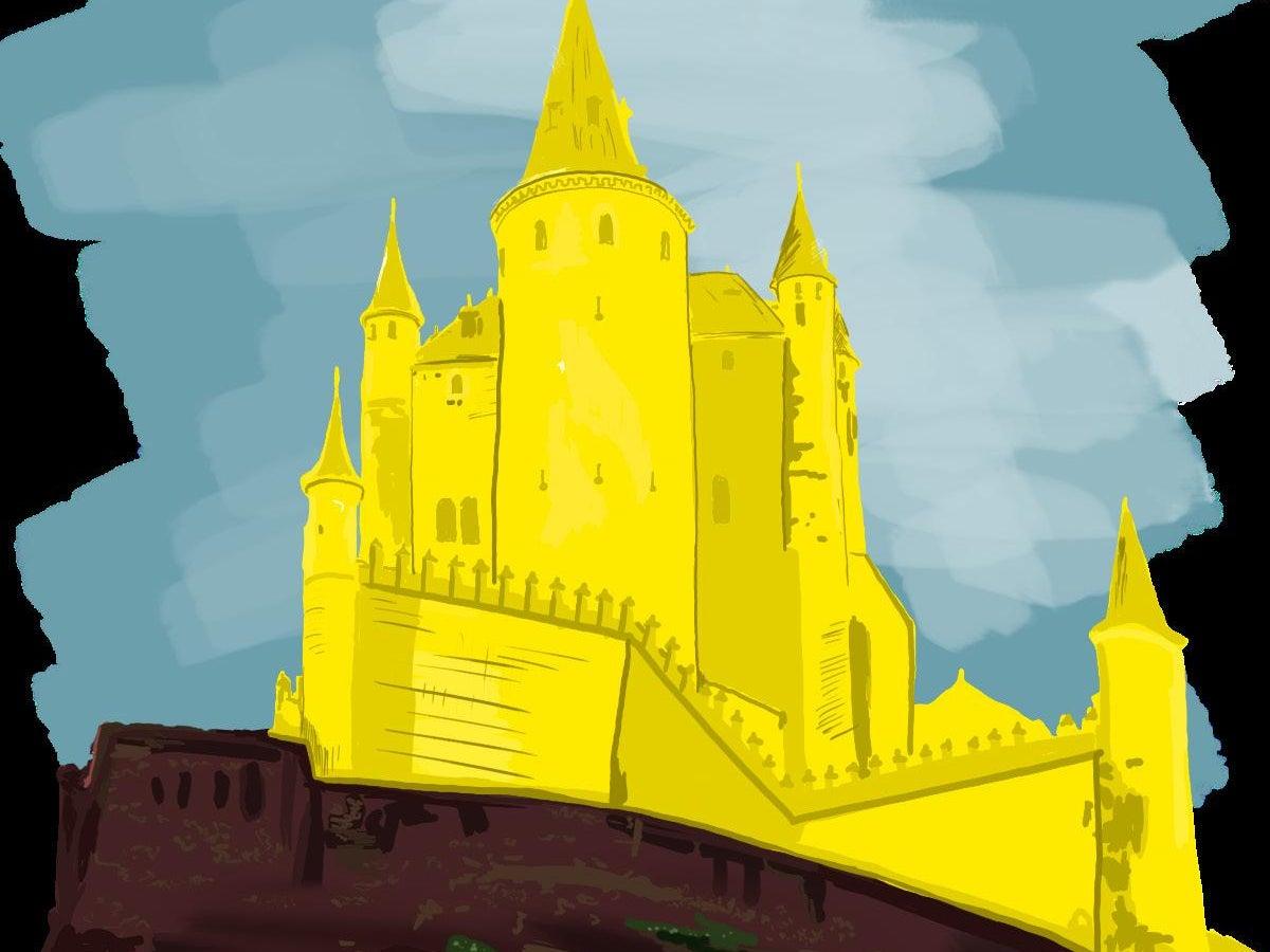 Page 52 of El castillo de Oro