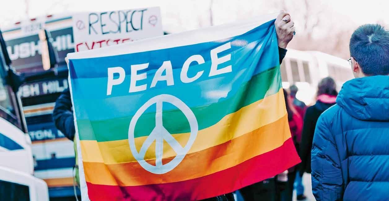 Page 26 of Peace for Future: Ein Projekt für die junge Generation