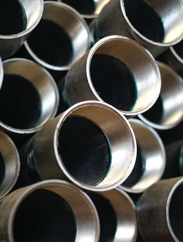 Page 61 of Tubi in acciaio al carbonio zincato