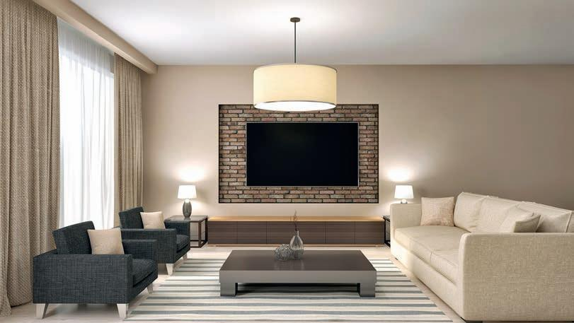 Page 7 of Ways to incorporate a tv into your home decor