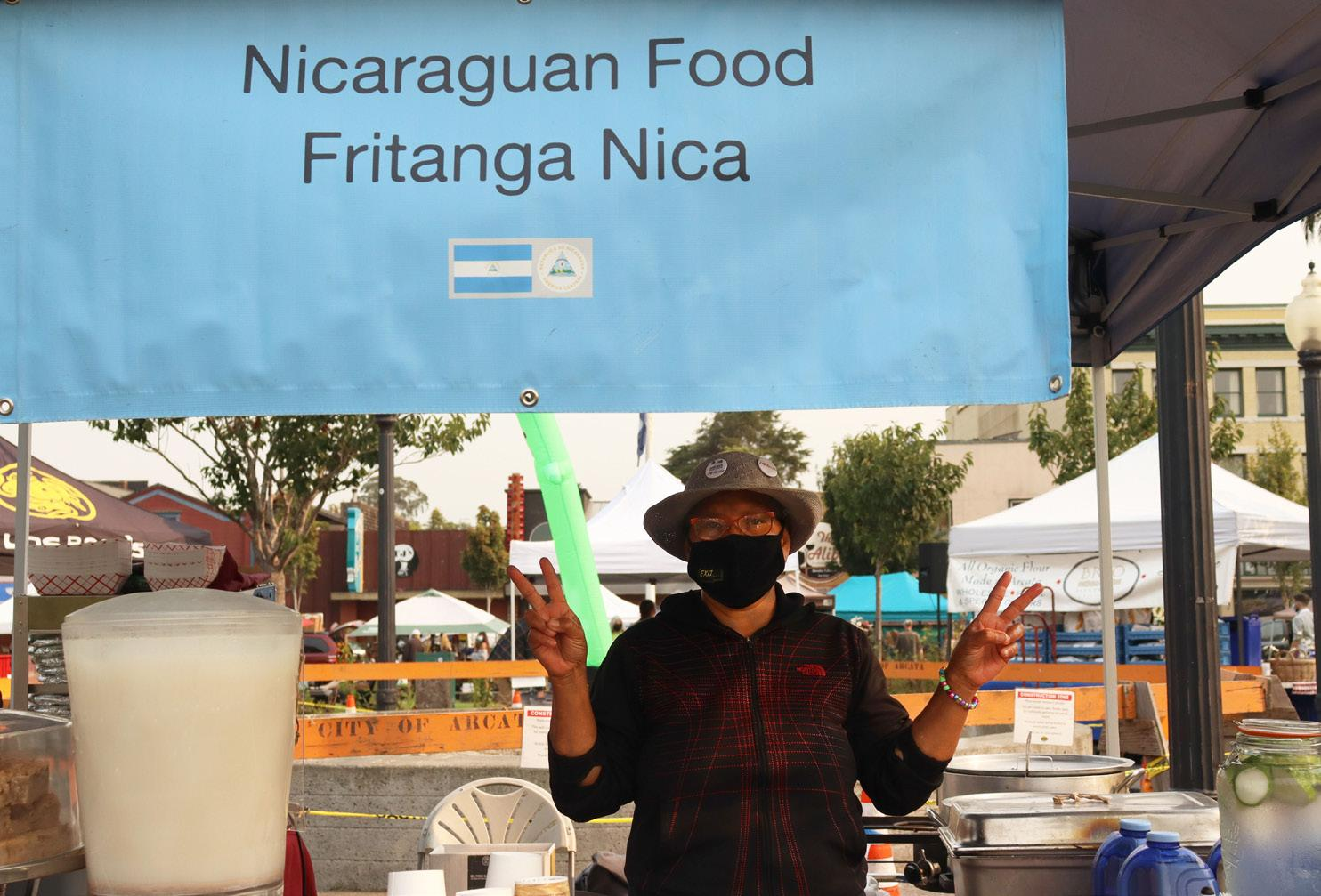 Page 13 of A special take on Nicaraguan food in Humboldt
