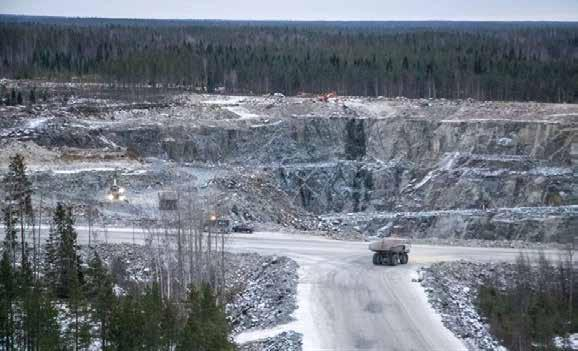 Page 112 of Otso Gold to restart production in Finland • Silver One commences drilling at Cherokee Project in Nevada