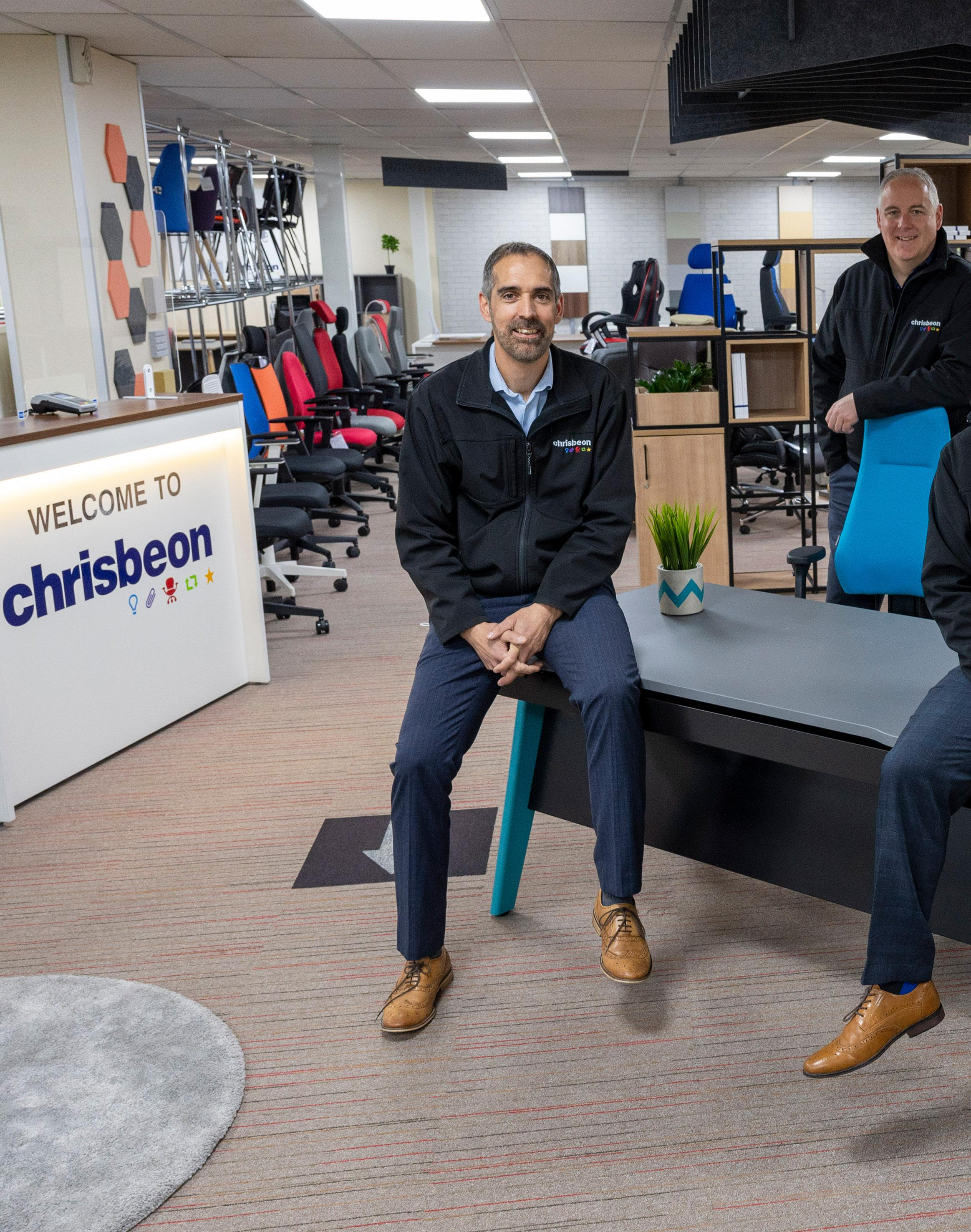 Page 26 of SHOWROOM BRINGS SUCCESS FOR CHRISBEON
