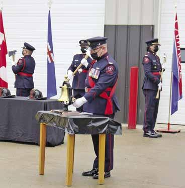 Page 14 of Camrose Fire Department remembers 9/11