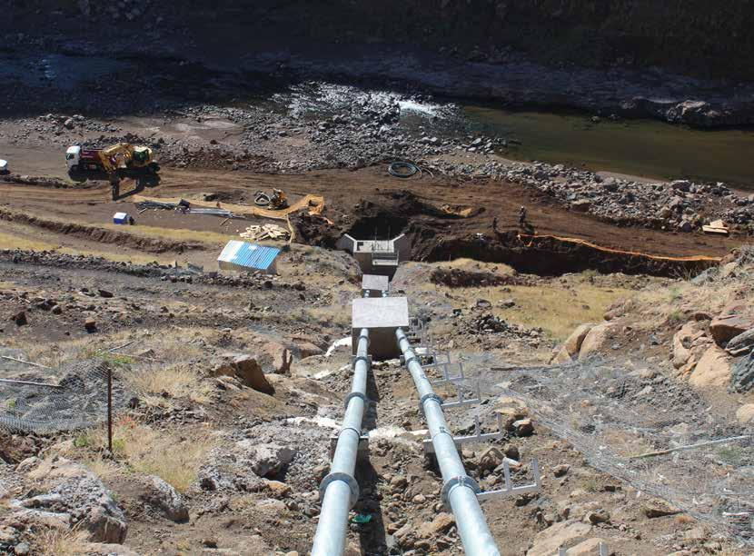 Page 20 of Lesotho Highlands Water Project Phase II: An update