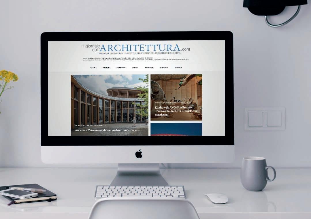 Page 6 of IL GIORNALE DELL'ARCHITETTURA