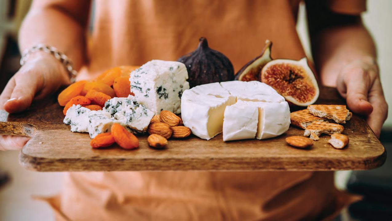 Page 27 of BIENRECEVOIR Des fromages en bonne compagnie