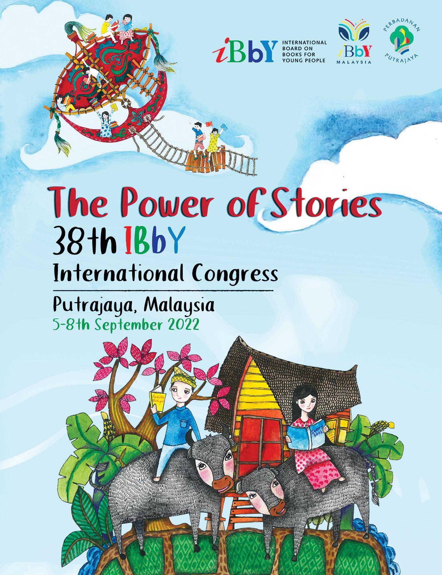 Page 62 of Putrajaya Gears Up to Host IBBY International Congress 2022