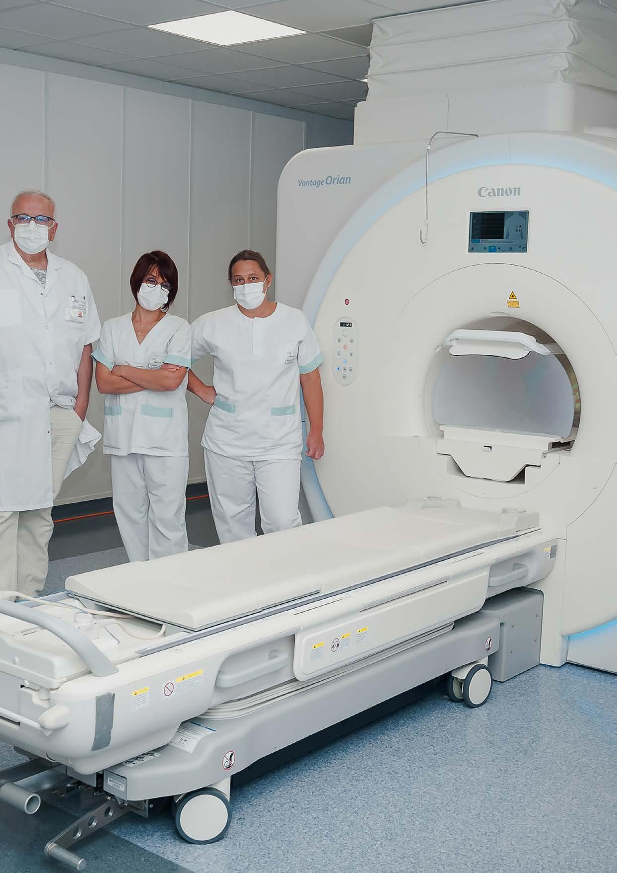 Page 42 of The MR Theatre Offers a Greater Sense of Escape and Improves Imaging Quality