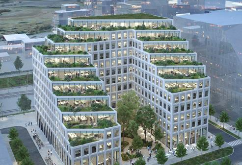 Page 16 of Hyllie Terrass blir en av landets första klimatneutrala byggnader