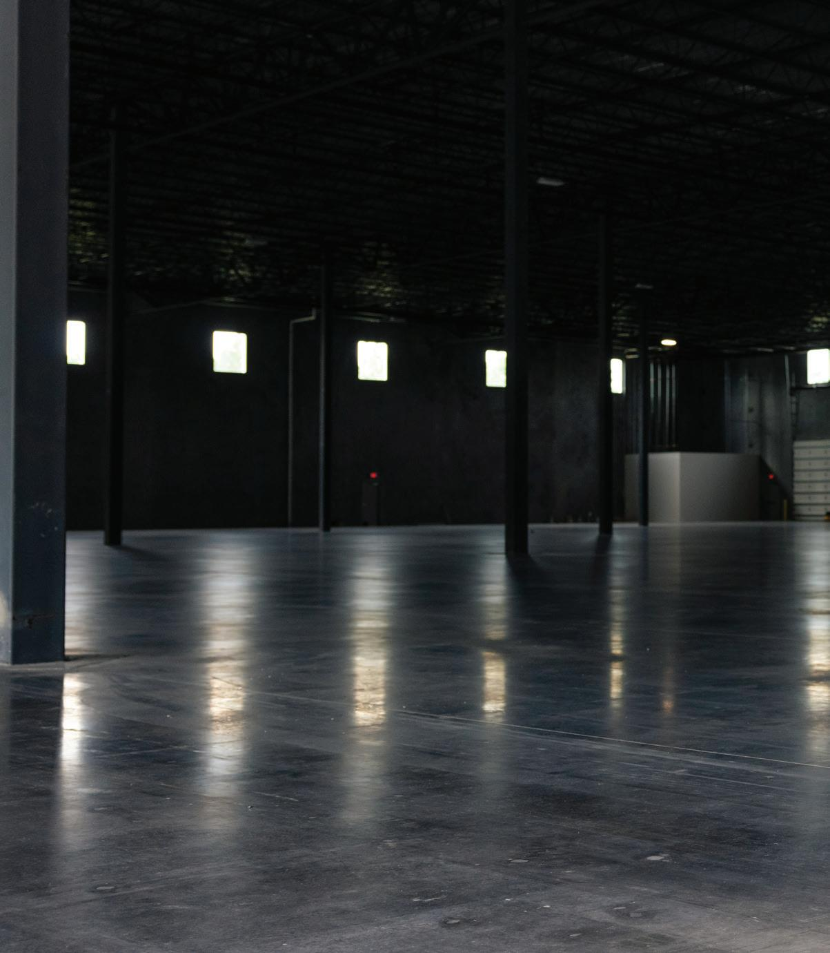 Page 40 of INDUSTRIAL SPACE UPDATE