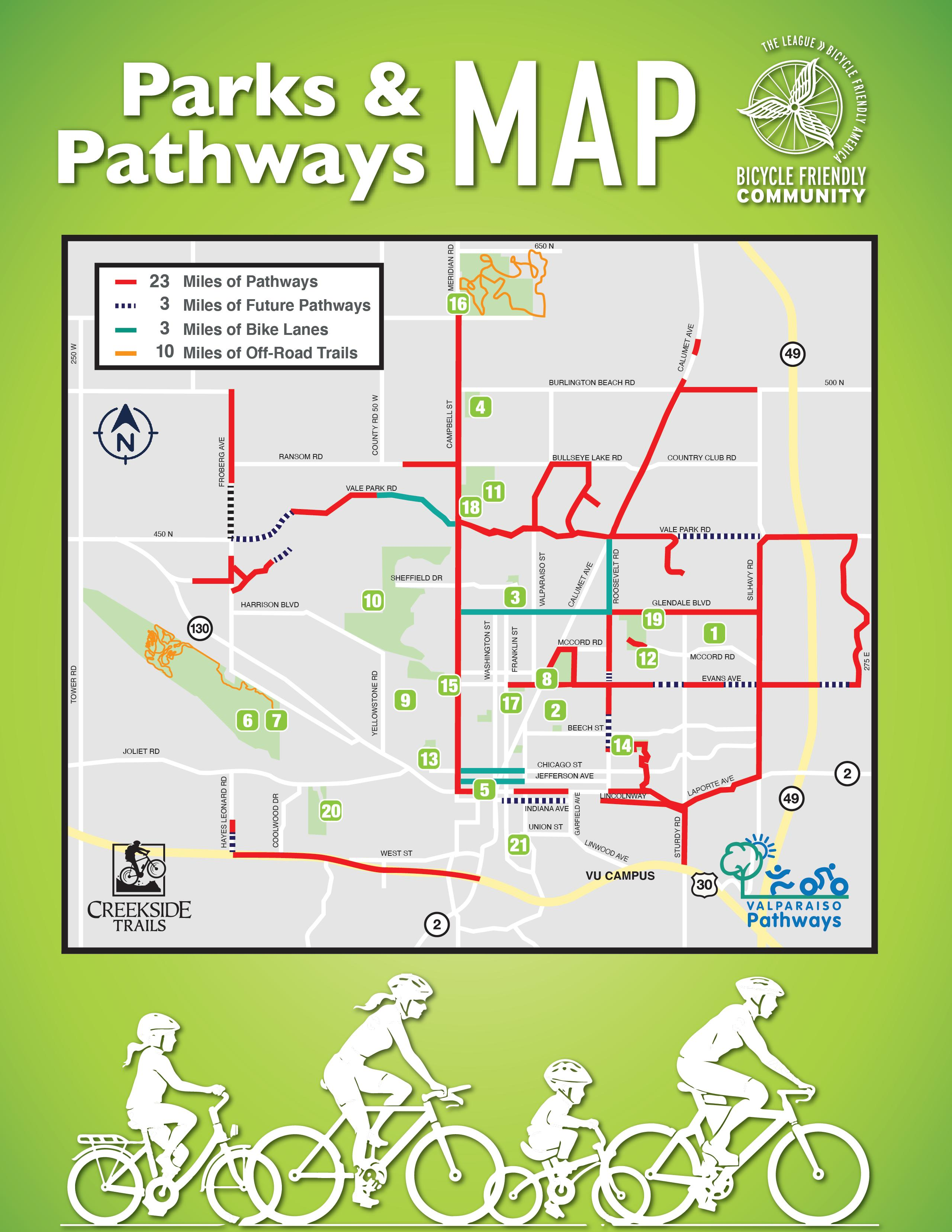 Page 26 of PARKS & PATHWAYS