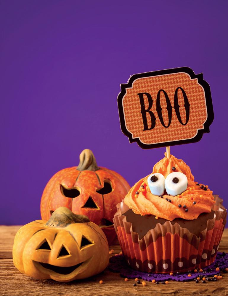 Page 40 of Halloween cupcakes
