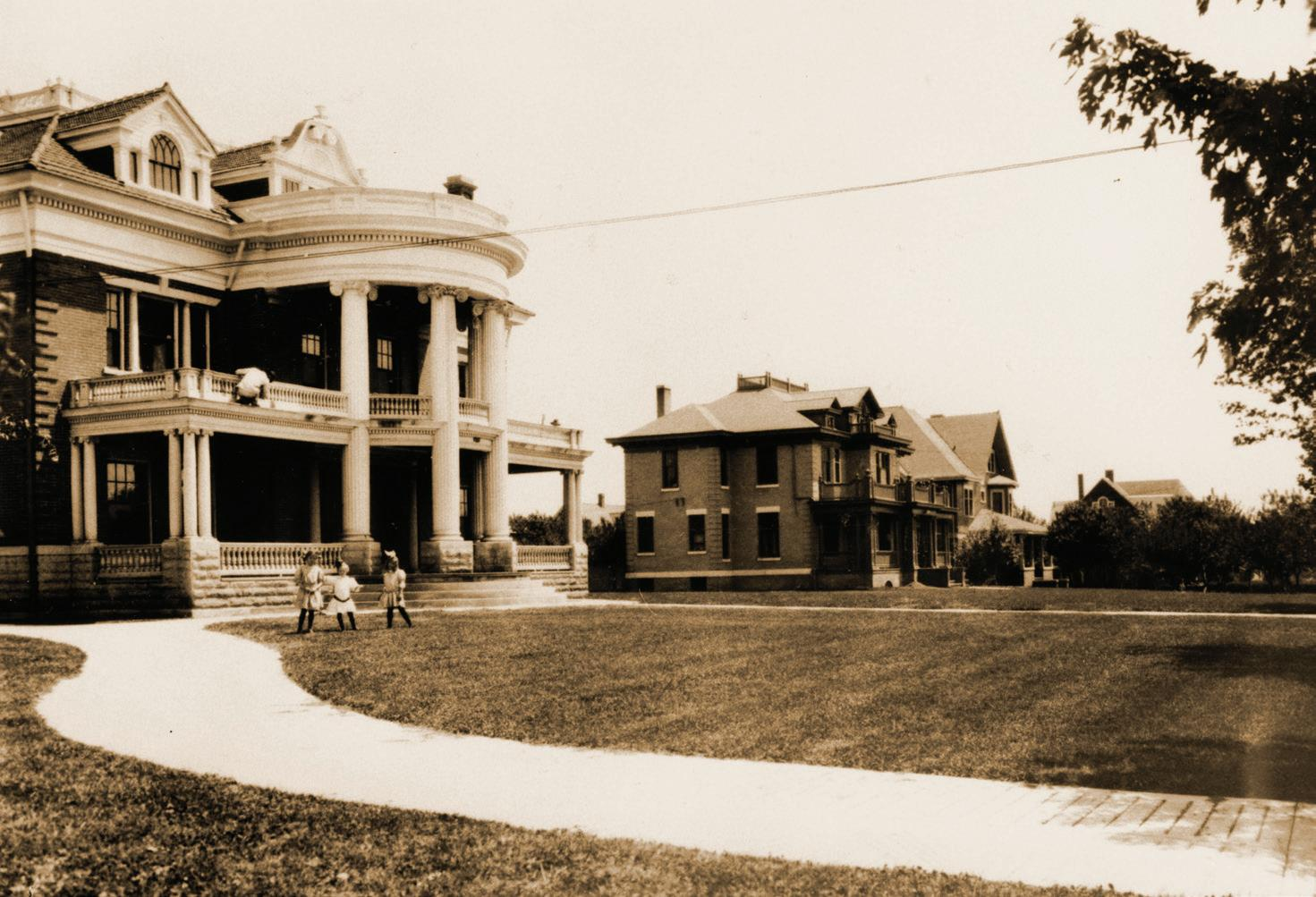 Page 6 of Welcome & History of heritage hills