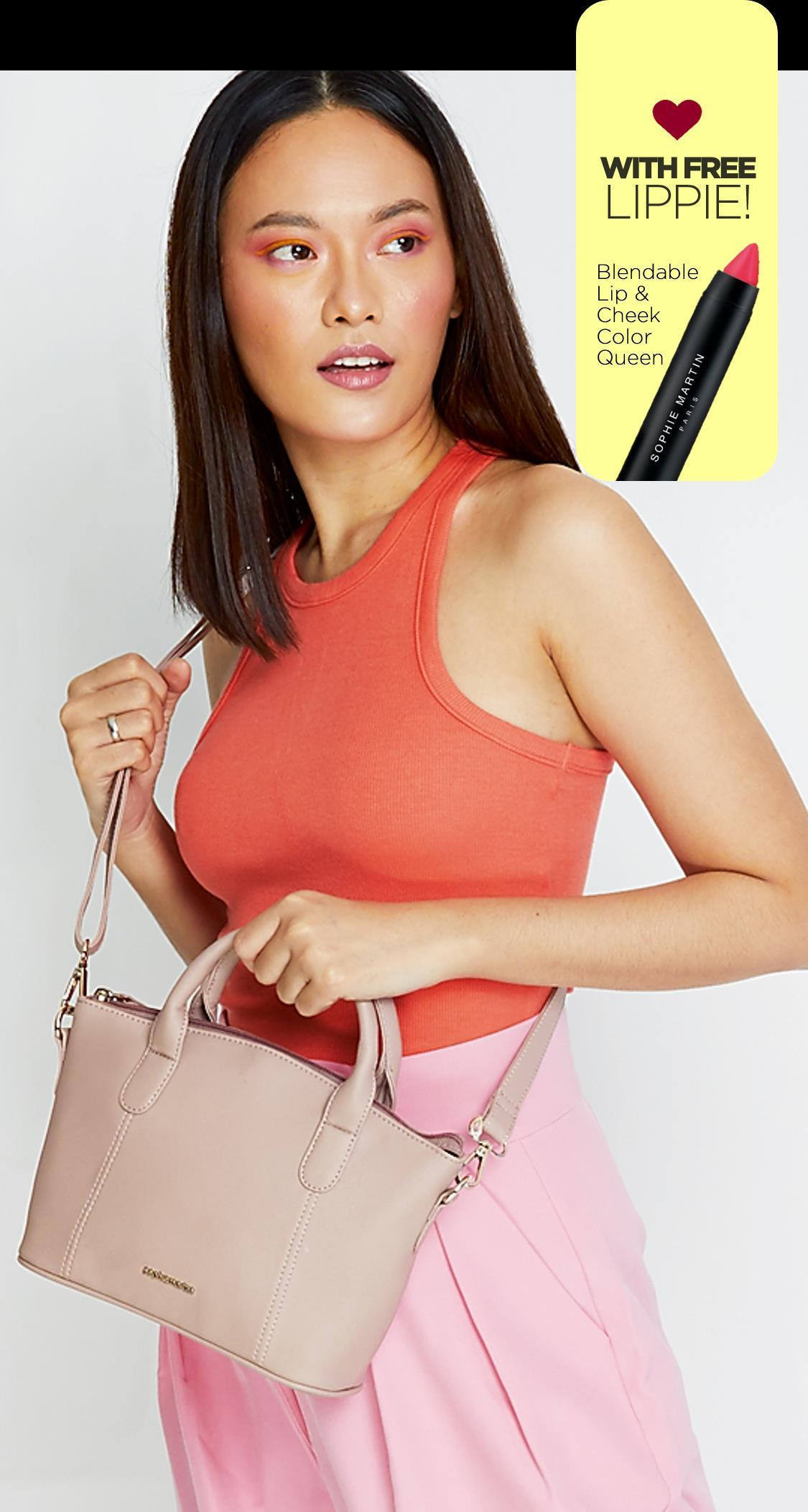 Page 10 of Sophie Paris Philippines Catalog 139 : FEARLESS