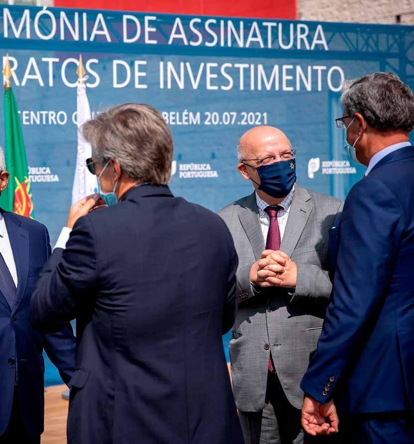 Page 14 of João de Deus e Filhos vai investir 40,7 milhões de euros na sua fábrica de Samora Correia
