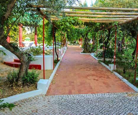 """Page 32 of Jardim-Horto de Camões recebeu atividade """"…Tomar do Sol a altura e compassar a universal pintura..."""""""