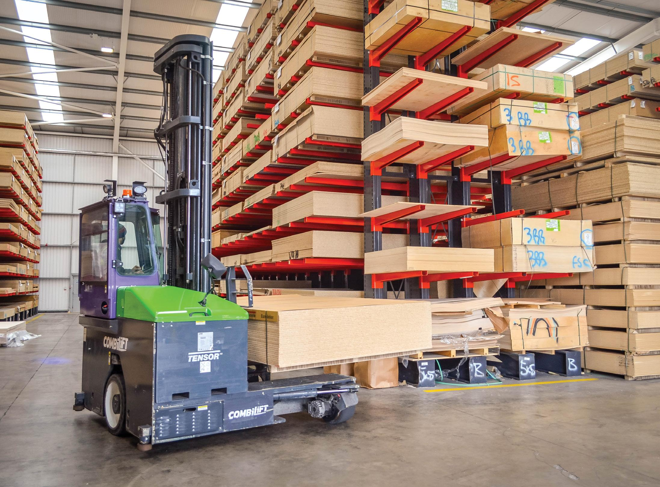 Page 24 of Cover Story: Combilift