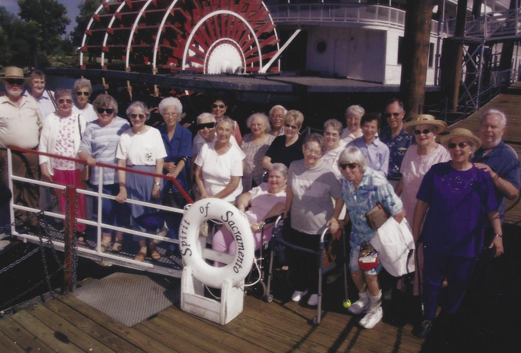 Page 4 of PERT Brings Parish Retirees Together to Share in Fellowship and Faith